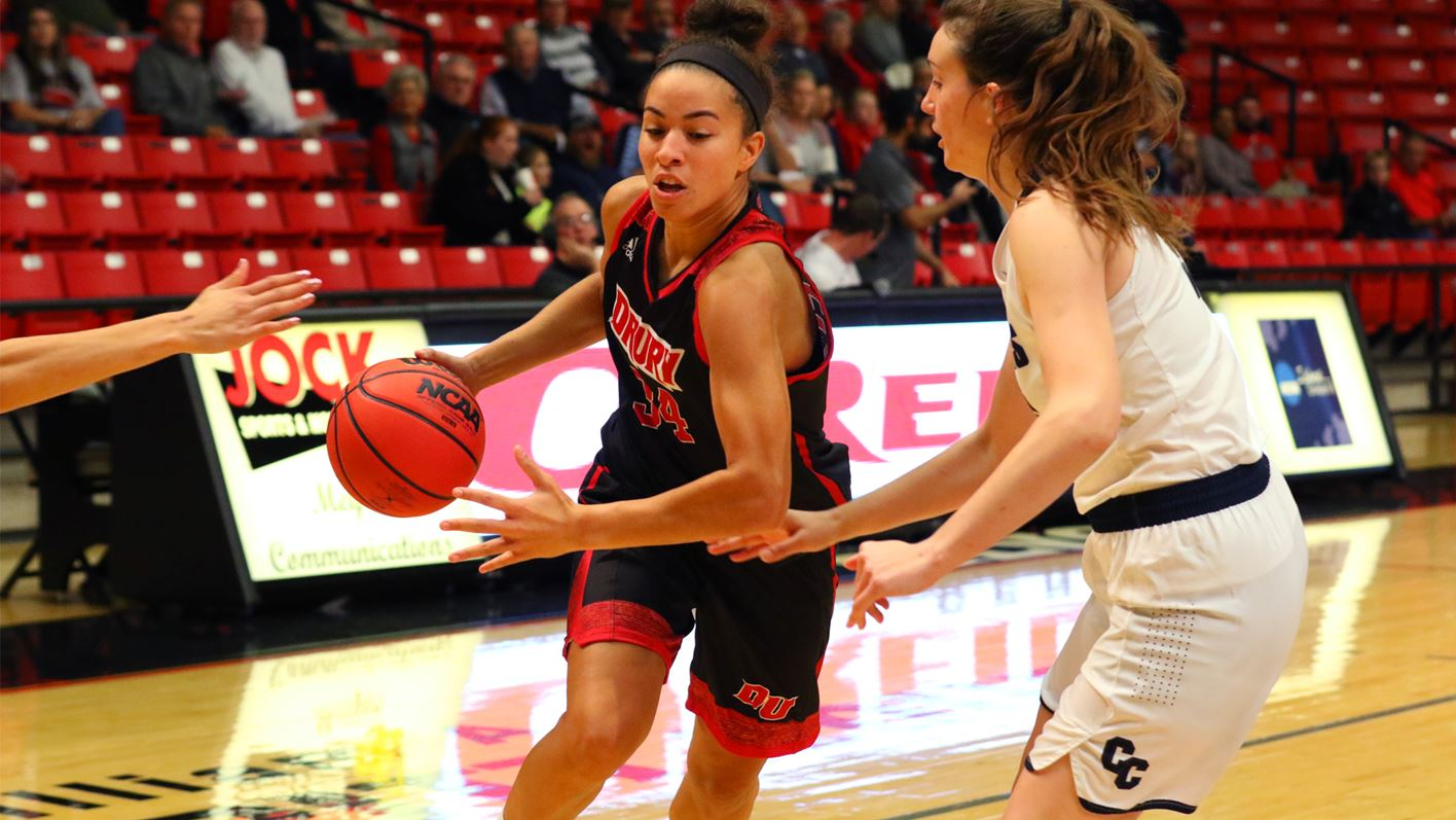 Lady Panthers Retain Number One National Ranking In Ncaa Ii